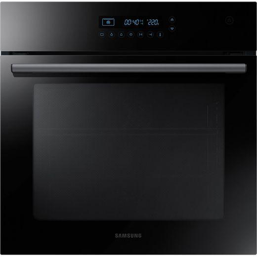 Samsung Prezio NV70H5587CB Built In Electric Single Oven - Black / Glass