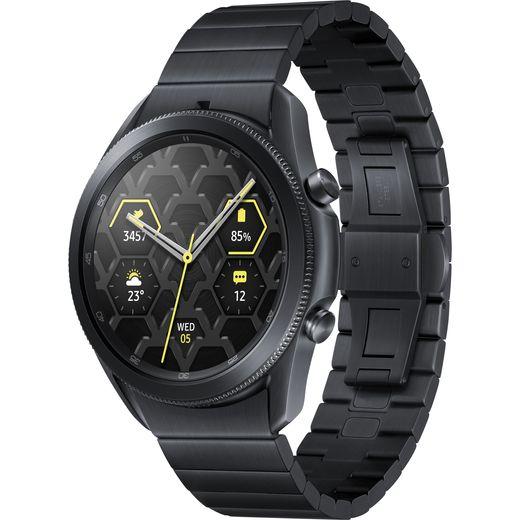 Samsung Galaxy Watch3, GPS - 45mm - Mystic Black