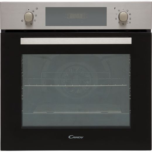Candy FCP886X Built In Electric Single Oven - Stainless Steel