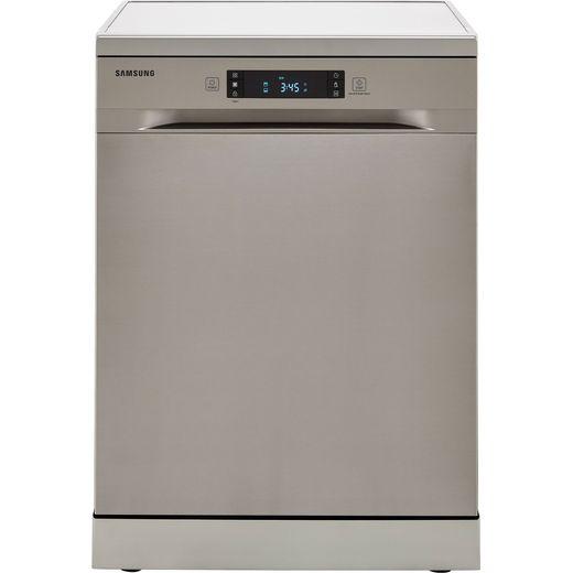 Samsung Series 6 DW60M6050FS Standard Dishwasher - Stainless Steel