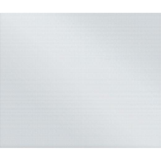 Non-Branded SBK 90 90 cm Coloured Glass Splashback - Stainless Shimmer