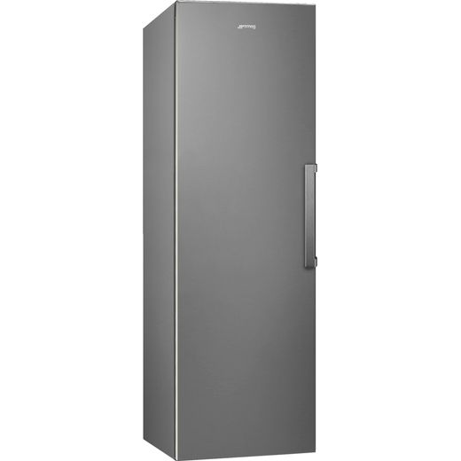 Smeg UK282PXNF Frost Free Upright Freezer - Stainless Steel - A++ Rated