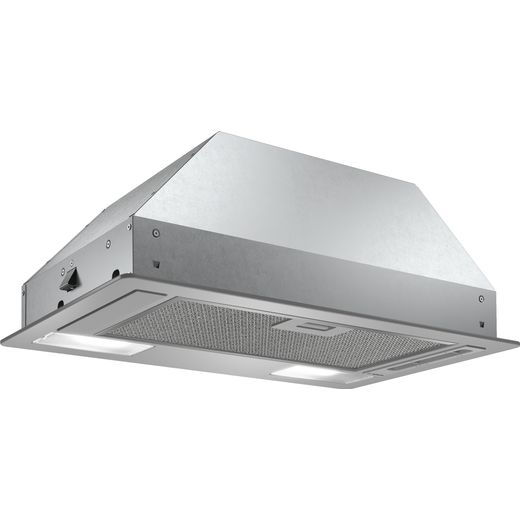 Bosch Serie 4 DLN53AA70B 53 cm Canopy Cooker Hood - Anthracite - D Rated