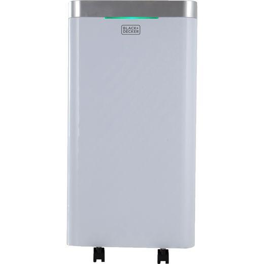 Black & Decker BXEH60003GB Dehumidifier - White