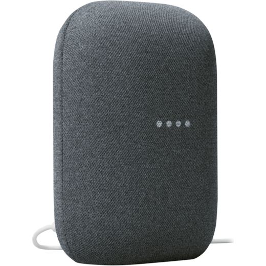 Google Nest Audio with Google Assistant - Charcoal
