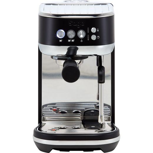 Sage The Bambino Plus SES500BTR Espresso Coffee Machine - Black Truffle