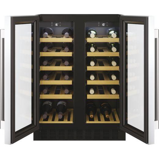 Hoover HWCB60DUK/N Built In Wine Cooler - Black - G Rated