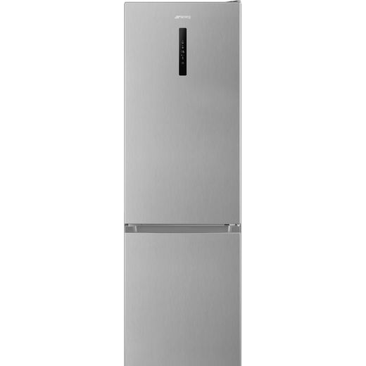 Smeg FC18XDNEUK Frost Free Fridge Freezer - Stainless Steel - E Rated