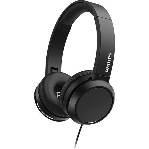 Philips On-Ear Headphones - Black