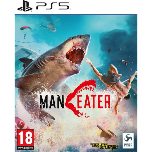 Deep Silver Maneater for PlayStation 5