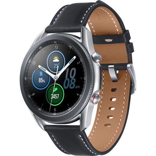 Samsung Galaxy Watch3, GPs + Cellular - 45mm - Silver