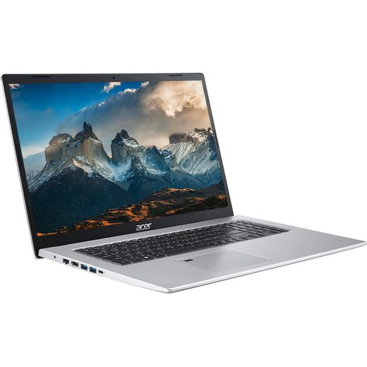 """Acer Aspire 5 A517-52G 17.3"""" Laptop - Silver"""