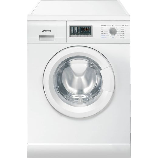 Smeg WDF14C7-2 7Kg / 7Kg Washer Dryer with 1400 rpm - White - E/E Rated