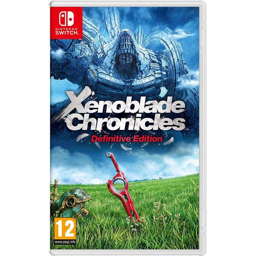 Xenoblade Chronicles Definitive Edition for Nintendo Switch