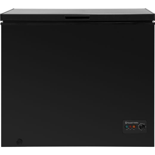 Russell Hobbs RHCF198B Chest Freezer - Black - F Rated