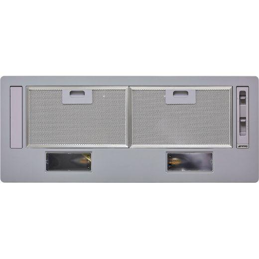 Smeg KSG70E 73 cm Canopy Cooker Hood - Silver - C Rated
