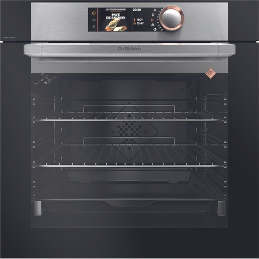 De Dietrich DOP8780X Built In Electric Single Oven - Platinum - A+ Rated