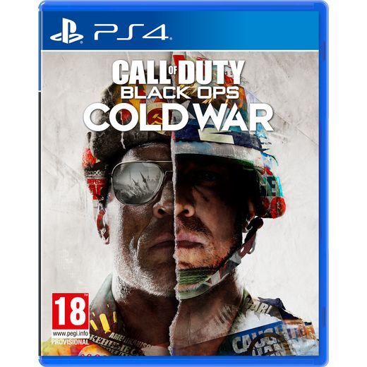 Call of Duty: Black Ops Cold War for Sony PlayStation
