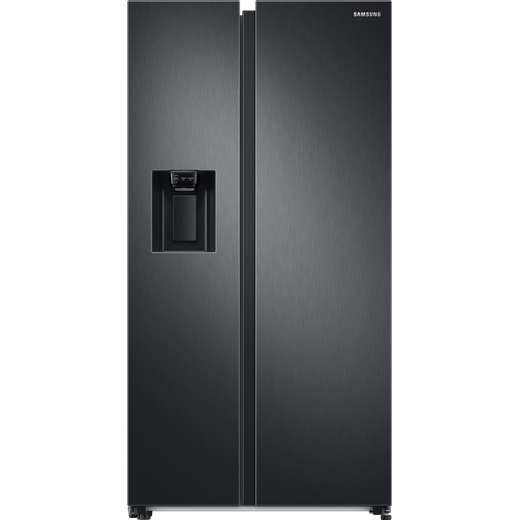 Samsung RS8000 RS68A8840B1 American Fridge Freezer - Black / Stainless Steel - F Rated