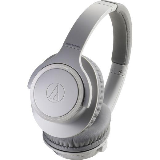 Audio Technica Head-band Bluetooth Headphones - Grey