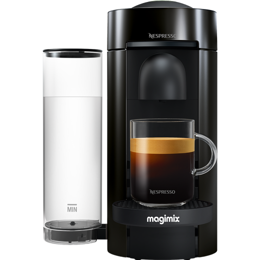 Nespresso by Magimix Vertuo Plus Limited Edition 11399 - Black