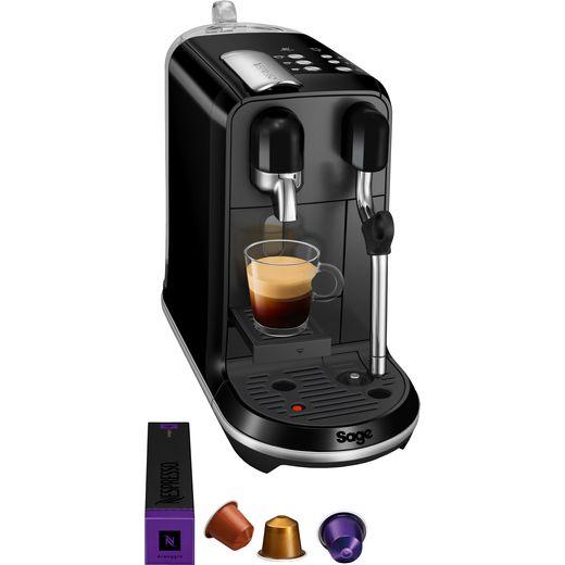 Nespresso by Sage Creatista Uno SNE500BKS4GUK1 - Black