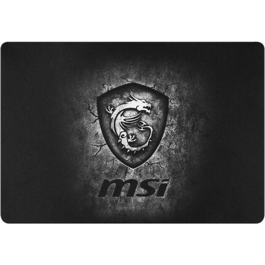 MSI Agility Gaming Mouse Pad - Black