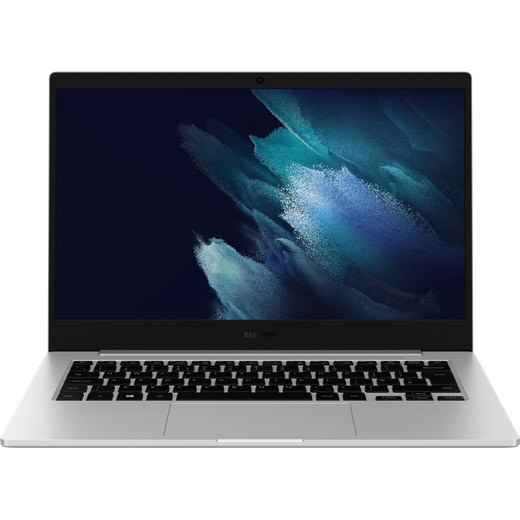 "Samsung Galaxy Book Go LTE 14"" Laptop - Silver"