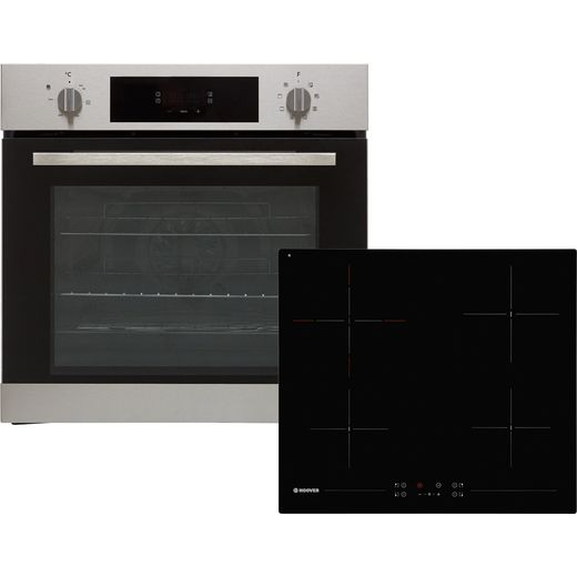 PHC3B25CXHH64DCT | Hoover Oven & Hob Set | ao.com