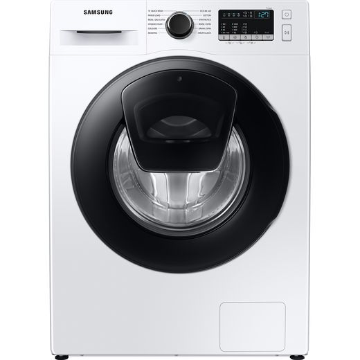 Samsung Series 5 AddWash™ WW90T4540AE 9Kg Washing Machine with 1400 rpm - White - D Rated