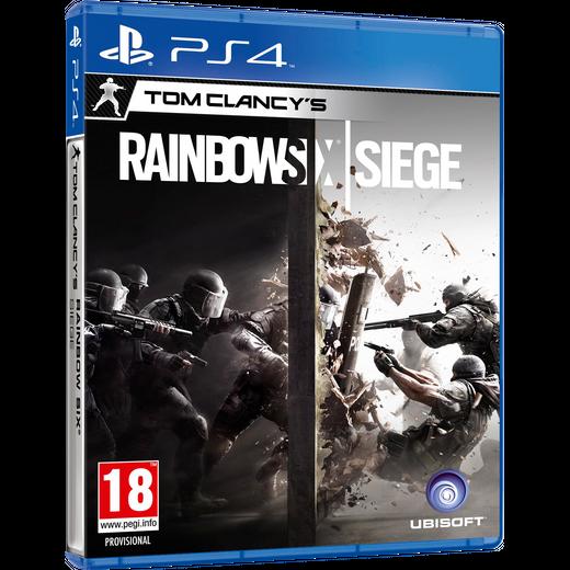 Rainbow Six Siege for PlayStation 4